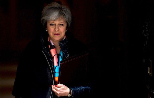 Pääministeri Theresa May otti kantaa ex-agentin myrkyttämiseen keskiviikkona.