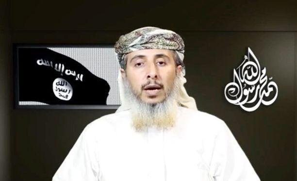 Arabian niemimaan Al-Qaidan johtohahmo Nasr al-Ansi julisti viikko sitten videolla ryhmän olleen Pariisin terroristi-iskun takana.