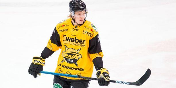 Robin Salo jättää SaiPan ja siirtyy Örebrohon.