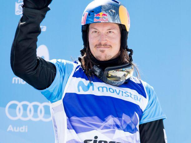 Alex Pullin osallistui MM-kilpailuihin seitsemän kertaa. Kuva Sierra Nevadan kisoista vuodelta 2017, jolloin hän saavutti pronssia.