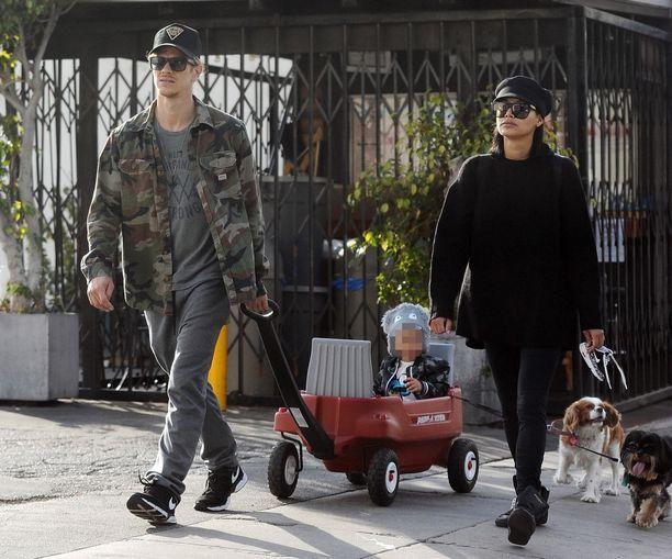 Vielä marraskuun alussa Ryanin ja Nayan perheonni näytti kukoistavan.