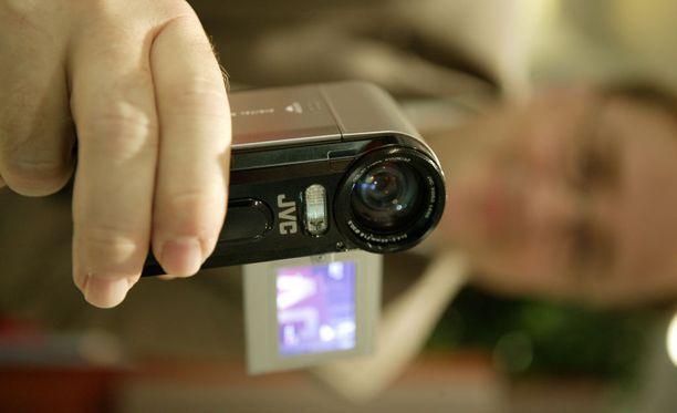 Kuvan videokamera ei liity tapaukseen.