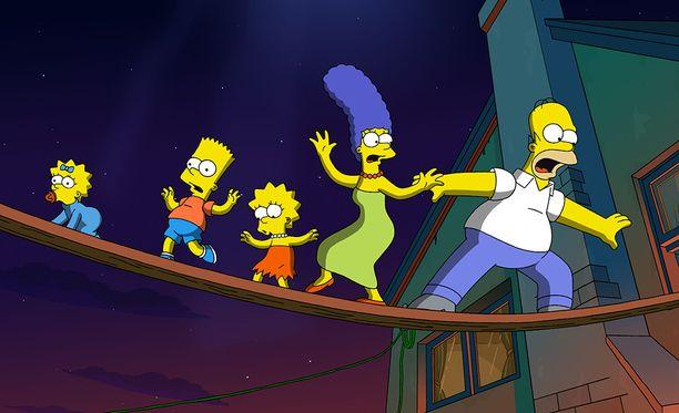 Simpsoneiden taivalta on seurattu lähes 30 vuotta.