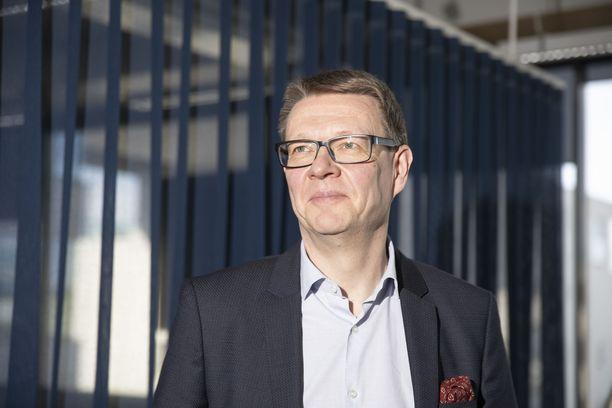MaRan toimitusjohtaja Timo Lappi.