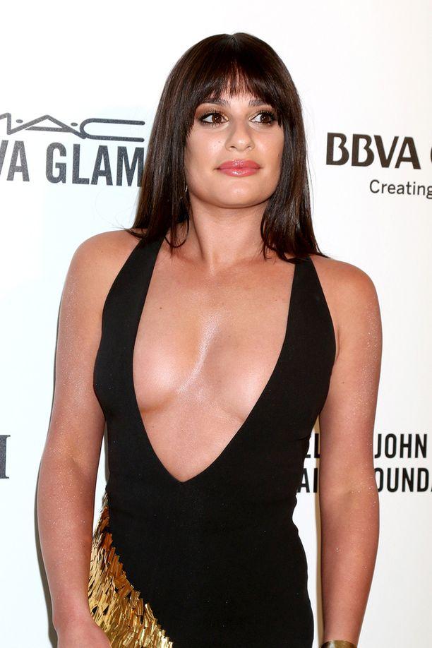 Lea Michele luo nyt uraa laulajana.