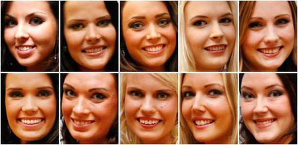 Tässä he ovat, uudet Miss Suomi -finalistit!