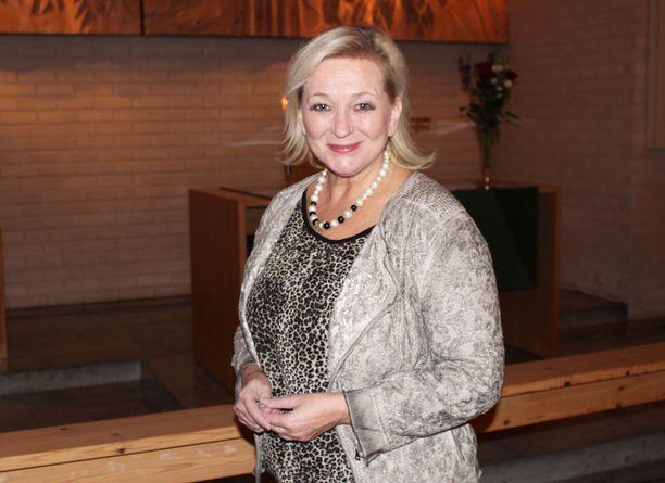Hanna Ekola konsertoi Rautavaaran kirkossa viime lauantaina.