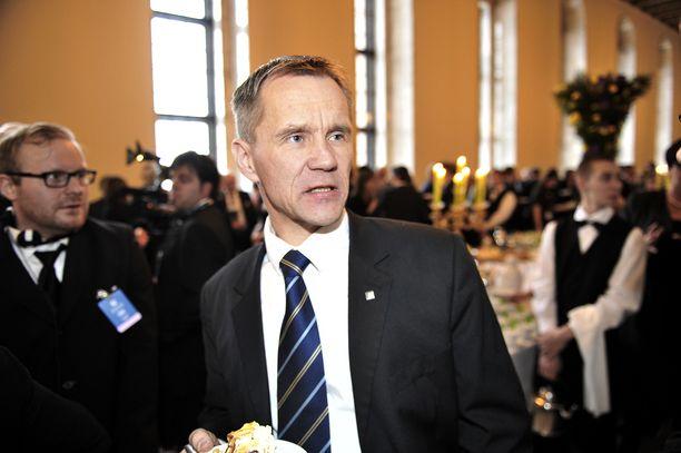 Perussuomalaisten kansanedustaja Mika Niikko on ajanut taksilla 30 000 eurolla.