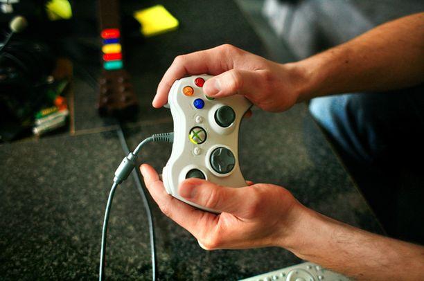 Xbox 360 on tosipelaajan laite.