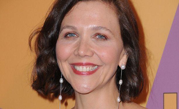 Maggie Gyllenhaal, 40, on naimisissa Peter Sarsgaardin kanssa. Pariskunnalla on kaksi lasta.
