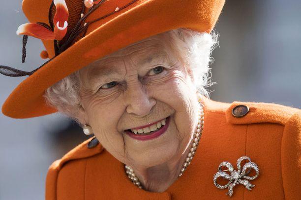 Kaikkein tunnollisimmin ruokamääräyksiä noudattaa kuningatar.