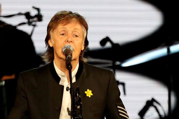 Paul McCartneyn mukaan John Lennon oli huolissaan siitä, miten hänet tultaisiin muistamaan.