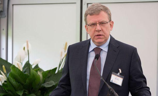 Sberbankin hallintoneuvoston jäseniin kuuluu muun muassa Venäjän entinen valtiovarainministeri Aleksei Kudrin.
