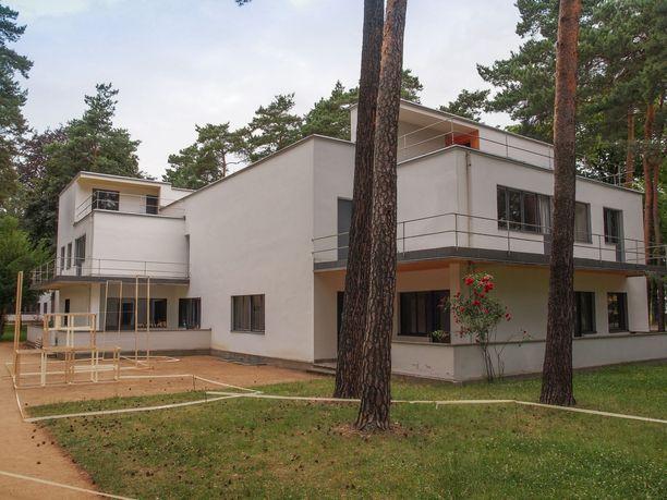 Saksassa vietetään ensi vuonna Bauhaus-arkkitehtuurin juhlavuotta.