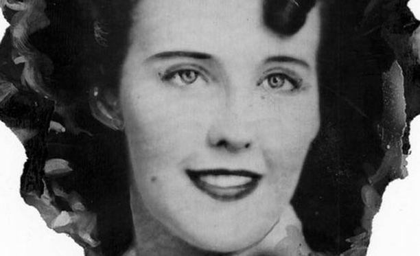 Tumma kaunotar Elizabeth Short sai kuolemansa jälkeen nimen Musta Dahlia.