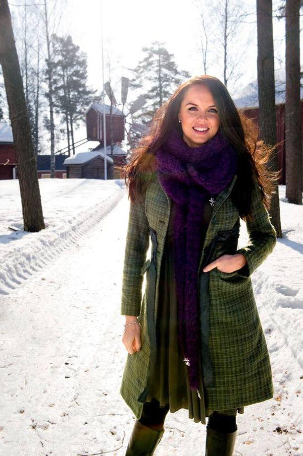 Kirsi Ranto innostui kritiikkiäkin herättäneestä Äiti Ammasta kolmisen vuotta sitten.