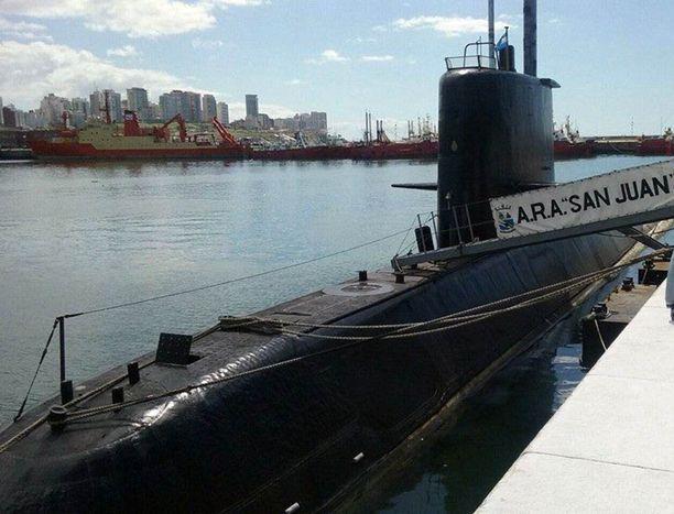 Argentiinan merivoimien mukaan vesi pääsi San Juanin sisään aluksen snorkkelin kautta ja aiheutti sen akussa oikosulun.