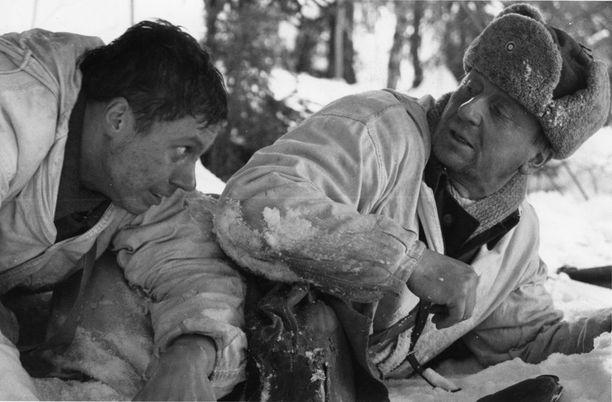 Paavo Liski palkittiin parhaan miespääosan Jussilla Rokan roolistaan.