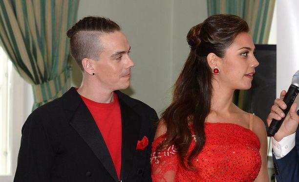 Manuela Bosco ja Matti Puro