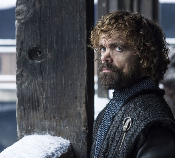 Tyrion Lannisteria näyttelee Peter Dinklage. Tyrion kuuluu sarjan suosituimpiin hahmoihin.