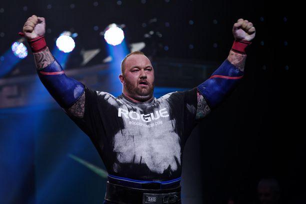 Björnsson on voittanut Arnold Strongman Classic -kisan jo kolme kertaa perättäin.
