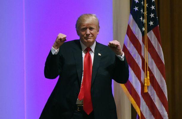 Presidentti Trumpia on kritisoitu aggressiivisesta tviittailusta.