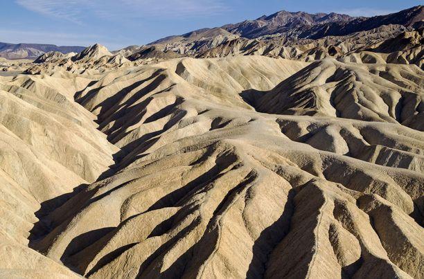 Death Valley on Yhdysvaltain kuumin ja myös kuivin paikka.