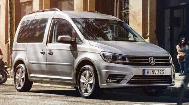 Volkswagen Caddy TGI Kombi.