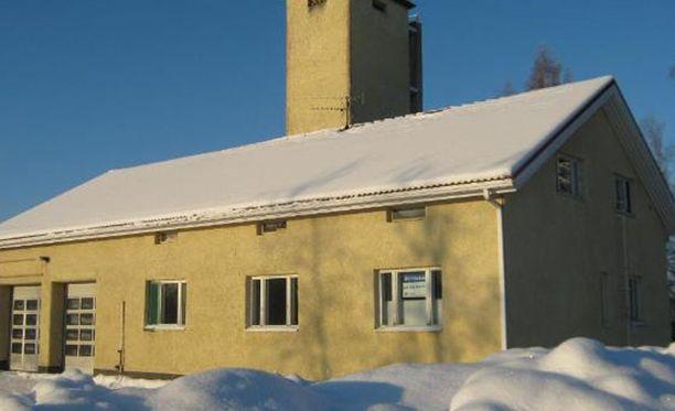 Paloasema sijaitsee noin 35 kiometrin päässä Sastamalan keskustasta.