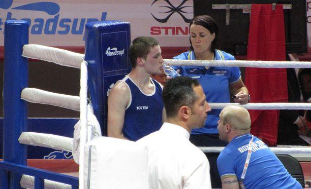Ilari Kujala on vahvasti matkalla kohtyi Rion olympiakisoja.