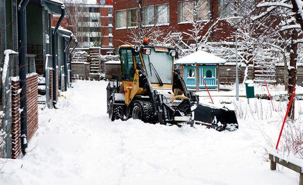 6-vuotiaan pojan hengen vaatinut turma tapahtui Helsingin Itäkeskuksessa sijaitsevan taloyhtiön pihalla.