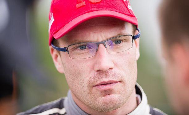 Jari-Matti Latvalan mukaan MM-taistelussa on vielä kaikki auki.