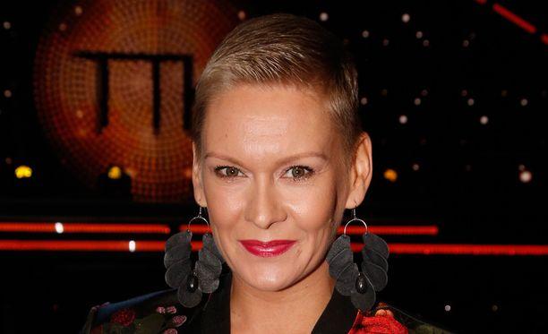 Heidi Sohlbergilla diagnosoitiin rintasyöpä viime kesänä.