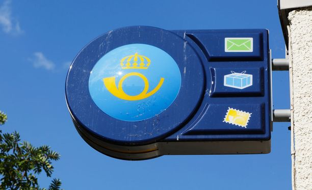 Ruotsin posti sanoo, että lähetystä yritettiin viedä perille ja siitä jätettiin jopa ilmoitus tallinomistajan postilaatikkoon.