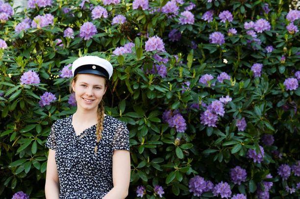 Liina Jukko suuntaa seuraavaksi Isoon-Britanniaan opiskelemaan.