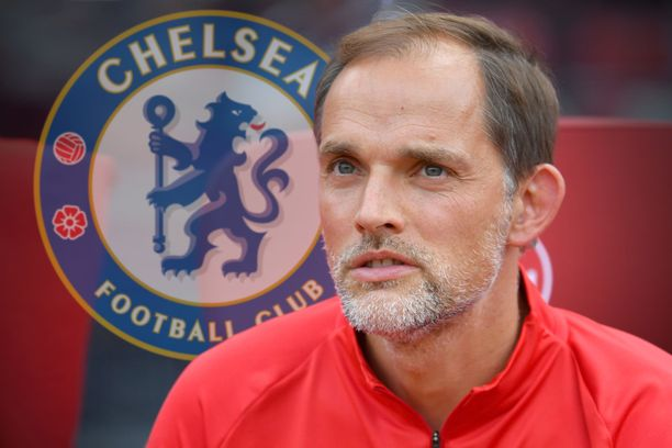 Thomas Tuchel on Chelsean valmentaja.