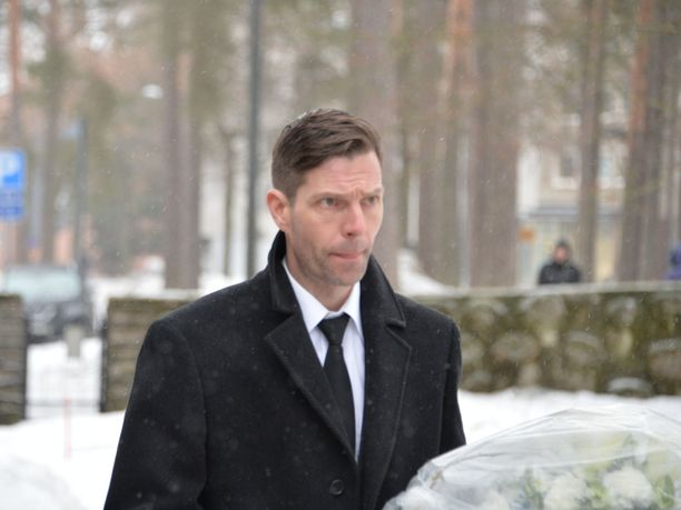 Matti Nykänen oli Janne Ahoselle suuri esikuva.