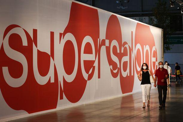 Milanon huonekalumessut järjestettiin syyskuun alkupuolella.