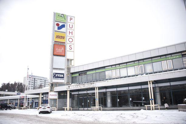 Suomen Suurin Ostoskeskus