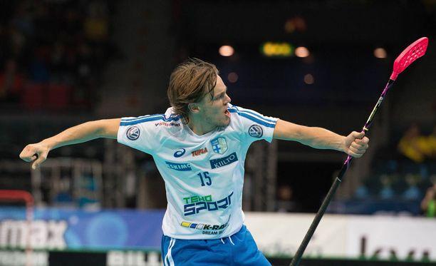 Mikko Kailiala ja Suomi ottivat toisen voittonsa MM-kisoissa.