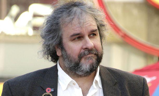 Peter Jackson ohjasi Taru Sormusten herrasta -trilogian.