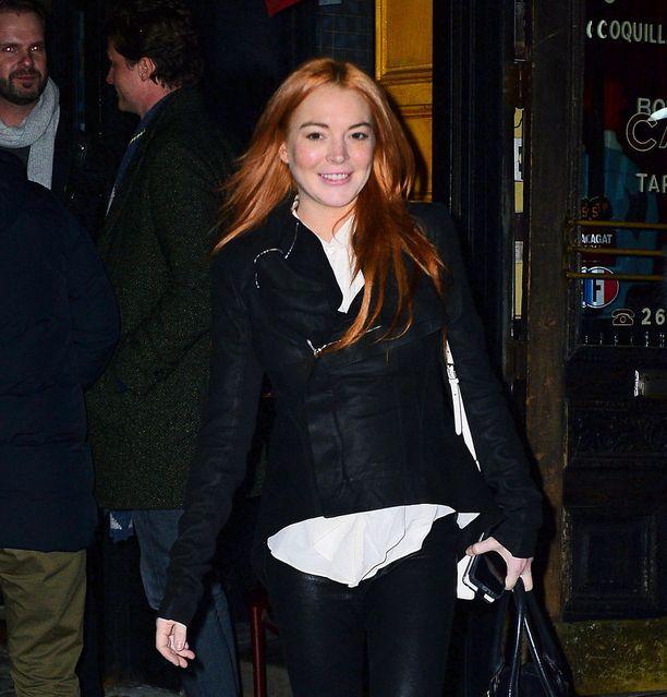 Näyttelijä Lindsay Lohanin ura ei ole palautunut entiselleen.
