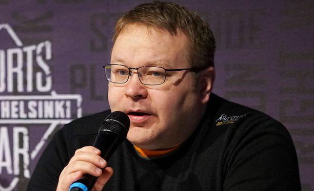 Pekka Mäellä on ulosotossa lähes 100 000 euroa.