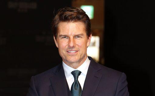 Suhdehuhut kiihtyvät: Tom Cruise löysi uuden rakkauden vastanäyttelijästä