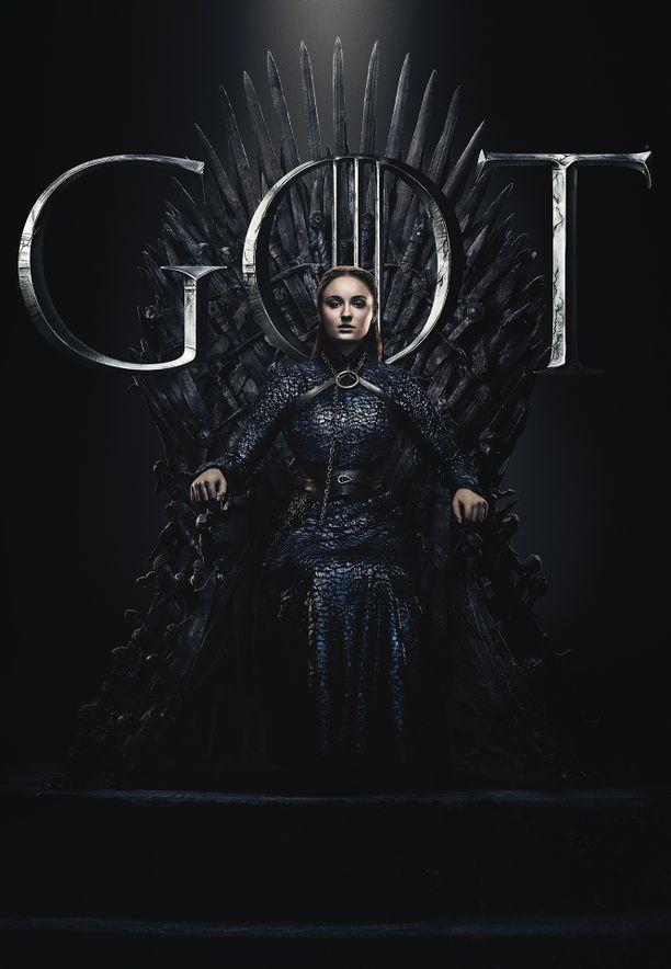 Sansa Starkin (Sophie Turner) paluu Talvivaaraan ei käynyt helposti. Toivottavasti edessä on tyynempiä aikoja, eikä enää mitään Ramsay Boltonin kaltaista!