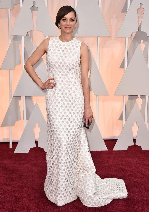 Oscar-voittaja Marion Cotillard.