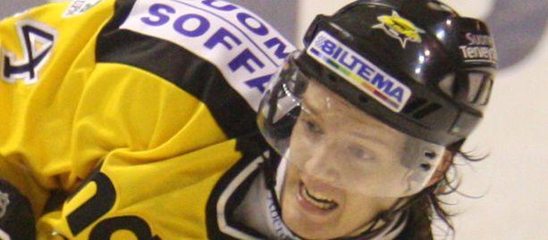 Jarno Lippojoki oli illan sankari.