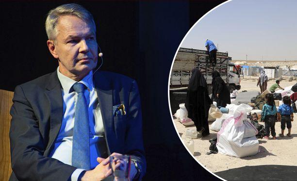 Ulkoministeri Pekka Haavisto (vihr) on kutsuttu eduskunnan ulkoasianvaliokunnan kuultavaksi tiistaina.