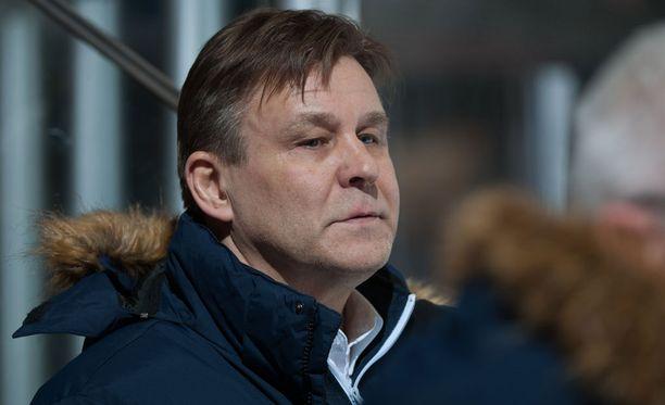 Raimo Summanen valmensi vielä viime kaudella Espoo Unitedissa.