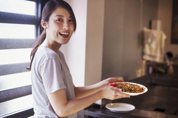 Japanilaisilla on sanonta hara hachi bu, joka tarkoittaa, että syö kunnes olet 80-prosenttisesti täynnä.